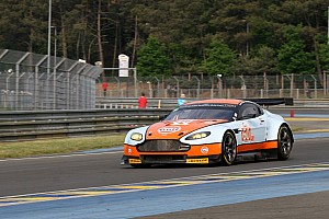 Aston Martin Racing ready to take on the world with Vantage