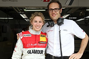 A word with ... Audi's Rahal Frey