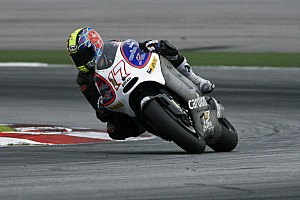 Cardion AB Sepang test II day 1 report