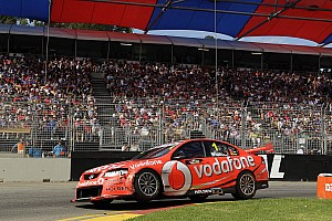 Whincup ends Davison's race on Saturday in Adelaide
