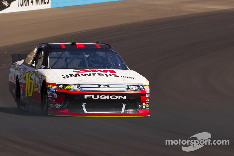 Ford drivers comment after Phoenix qualifying