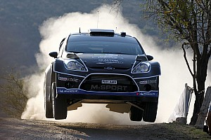 M-Sport Rally Mexico leg 1 summary