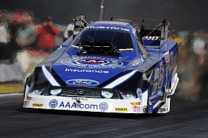 John Force Racing successful in final qualifying at Gatornationals