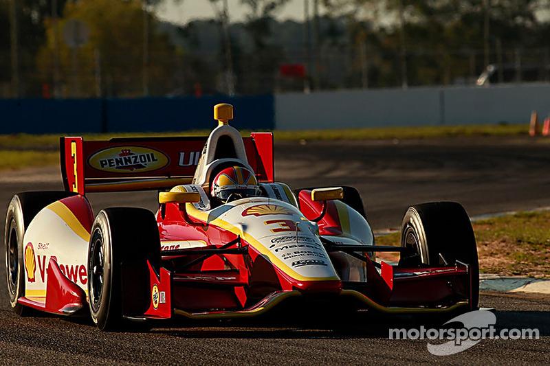 Team Penske Sebring Open Test summary