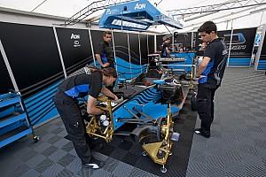 Carmen Jorda and Robert Cregan are the drivers for Ocean on the GP3 Series