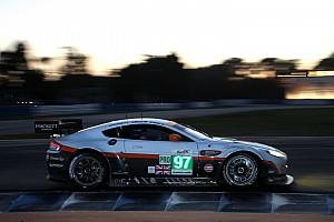 Aston Martin Racing Sebring race report
