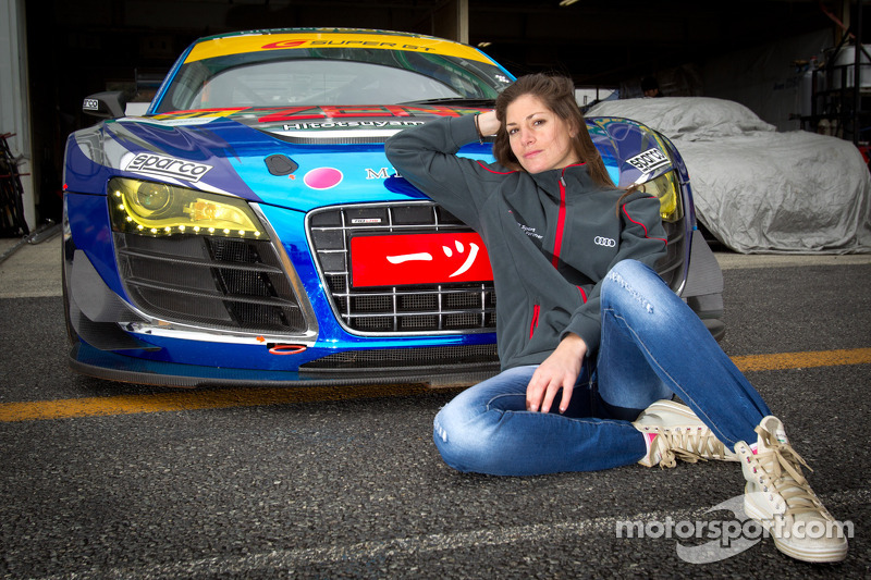 Cyndie Allemann Racing diary, episode 2012-02