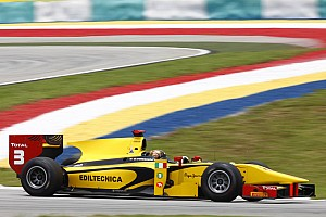 Valsecchi grabs first pole in 2012 in steamy Sepang