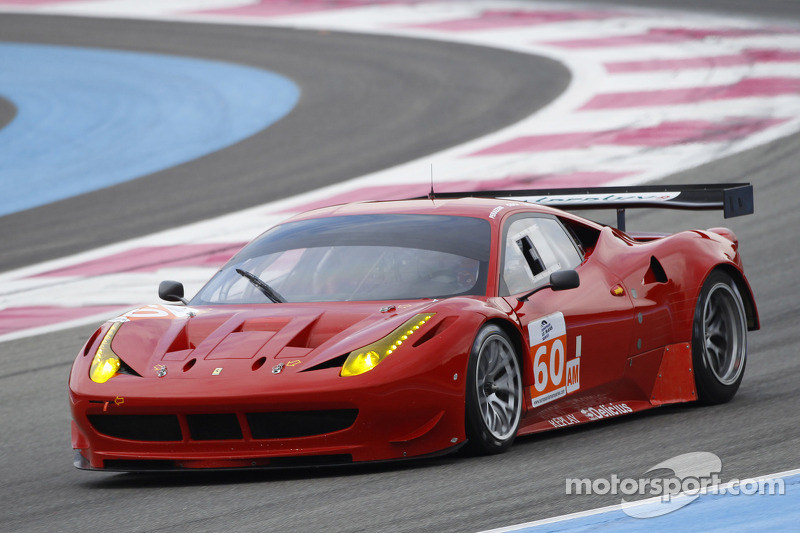 AF Corse heads to 6 Hours at Le Castellet