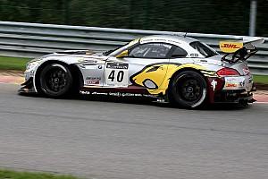 Marc VDS prepare for the 24 Hours of Nürburgring