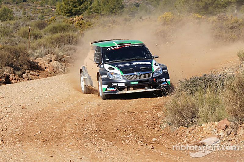 Hayded Paddon Rally de Portugal leg 2 summary