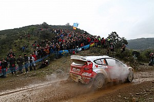 M-Sport Rally de Portugal leg 3 summary