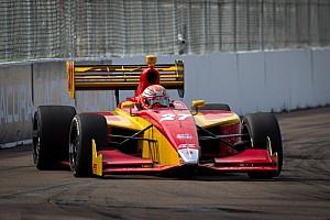 Andretti Autosport Birmingham race report