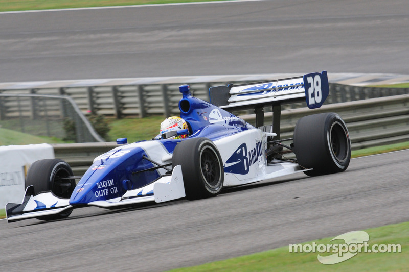 Bryan Herta Autosport Birmingham race report