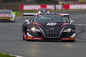 Ortelli and Vanthoor lead WRT Audi 1-2 in Nogaro