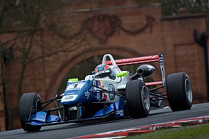 Series Oulton Park qualifying report