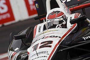 Will Power pounces at Long Beach