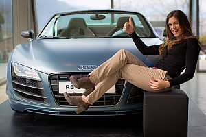 Cyndie Allemann Racing diary, episode 2012-04