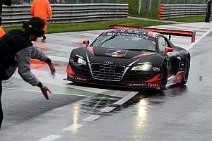 Belgian Audi Club Team WRT Monza race report