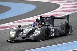 OAK Racing #35 driver's line-up