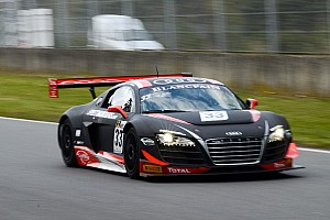 Audi on pole at Zolder after Porsche penalty