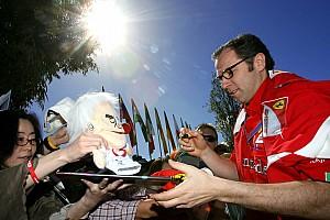 Massa's 'F1 future' at stake - Domenicali