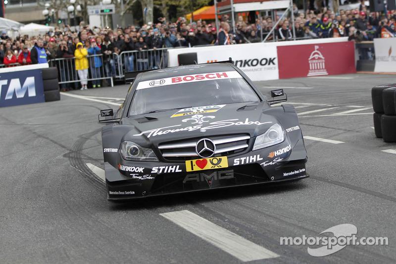 Mercedes drivers looking forward to opener at Hockenheim