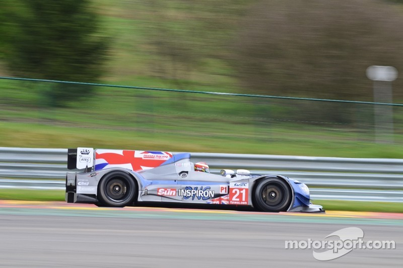 Strakka Racing 6 Hours of Spa qualifying report