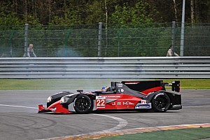 JRM Racing 6 Hours of Spa hour 3 report