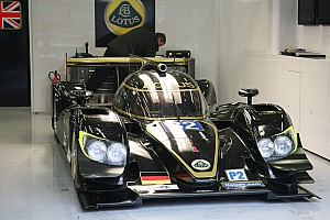 Lotus LMP2 6 Hours of Spa race report