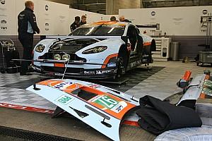 Stefan Mucke 6 Hours of Spa race report
