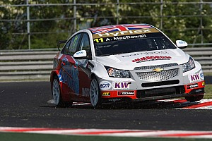 MacDowall Race of Hungary event summary