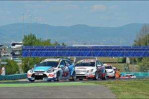 James Nash Race of Hungary event summary