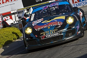 TRG takes on Laguna Seca with two entries