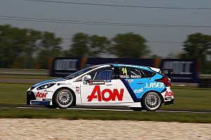 James Nash Race of Slovakia qualifying report