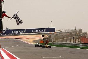 Series Bahrain race 2 report