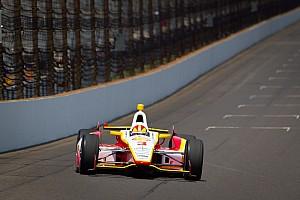 Chevrolet Racing Indy 500 practice day 4 report