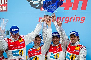 Audi Nurburgring 24 Hour post-race quotes