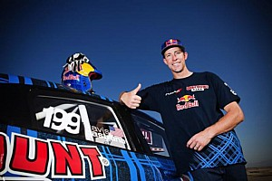 Pastrana looks forward to his RallyCross adventure in Charlotte
