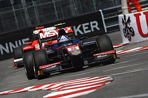 With a brilliant start, Palmer wins Monaco Sprint Race
