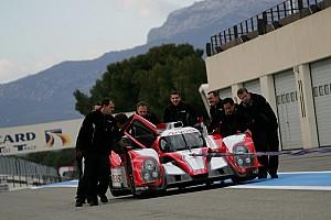 Sarrazin to race Toyota Hybrid in his homeland