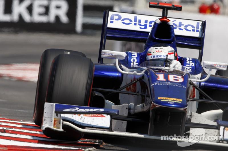 Trident Racing Monte Carlo race 1 report