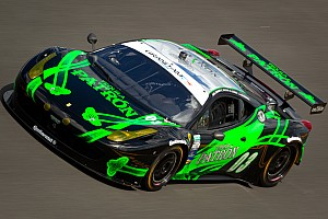 Sharp and Cosmo lead Extreme Speed Motorsports charge into Detroit