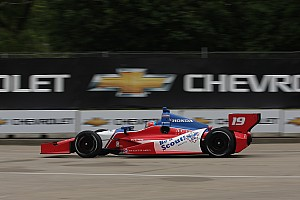 Trying times in Belle Isle for Dale Coyne Racing