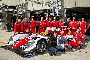 Successful test for Sébastien Loeb Racing