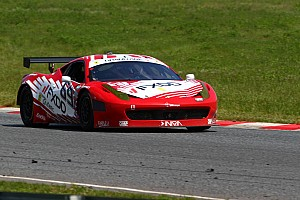 Jeff Segal builds on GT Points lead with 2nd-place at Mid-Ohio