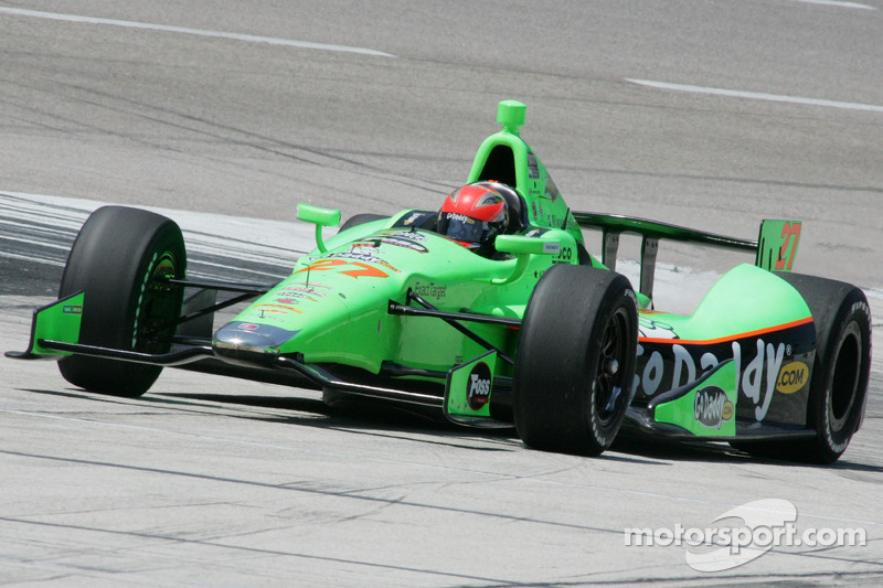 Andretti Autosport happy to be returning to The Milwaukee Mile