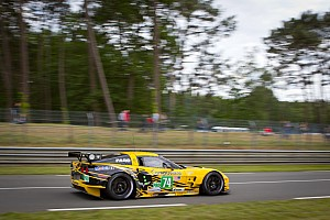 Corvette Racing Qualifies 3rd and 5th for 24 Hours of Le Mans
