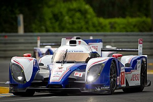 TOYOTA Racing made a successful start to its very first race