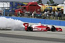 Dale Coyne Racing's promising day ends early in Milwaukee